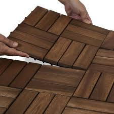 garden winds dt02 gy twelve slat deck tiles contemporary 10