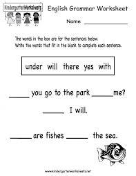 printable worksheets english tenses kids grammar worksheets for kids grammar worksheets for