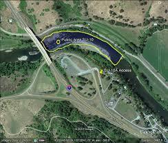 map of oregon gold mines su 10 south umpqua river douglas county area