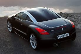 peugeot rcz rear new peugeot rcz coupe officially revealed details and photos