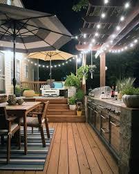 kitchen patio ideas top 60 best outdoor kitchen ideas chef inspired backyard designs