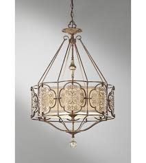Chandelier Ceiling Lights Feiss F2697 3brb Obz Marcella 3 Light 21 Inch British Bronze And