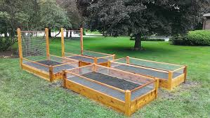 buy raised bed vegetable garden plans design kit materials