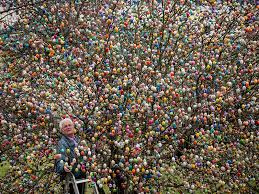 easter egg tree volker kraft easter egg tree in its year on if it s hip its here