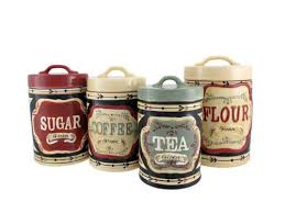 beautiful kitchen canisters kitchen canisters practical and beautiful kitchen storage