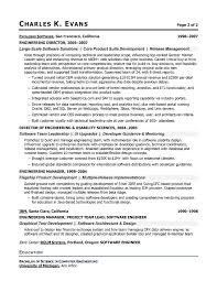 Computer Engineering Resume Examples by Resume Templates Software Engineer Resume Sample Software