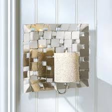 Mirror With Candle Sconces Wall Ideas Mirror Wall Candle Sconces Rectangle Candle Holder
