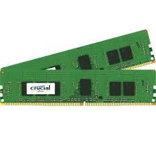 Memory 4gb Pc crucial 8gb ddr4 2400 mhz rdimm memory kit ct2k4g4rfs824a b h
