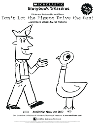 coloring pages elephant and piggie mo willems coloring pages fresh pigeon coloring page new best the