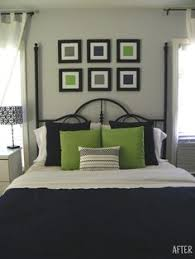 gray and green bedroom green color for room decorating irish inspirations for beautiful