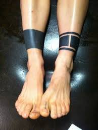 tribal ankle band tattoos hd creative free live 3d hd pictures