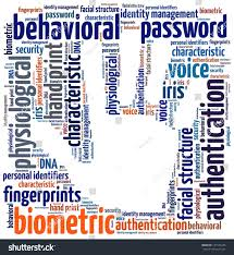 biometric word collage stock illustration 131523245 shutterstock