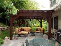 Outdoor Pergola Kits by The 4
