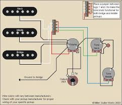 fender vintage noiseless strat pickups wiring diagram fender
