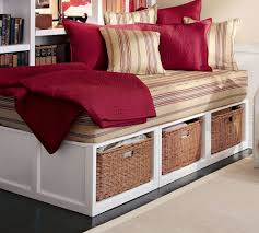 bookcase daybed with storage with daybed how to build storage