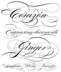 tattoo lettering font maker burgues script tattoo script font by sudtipos type veer tattoomagz