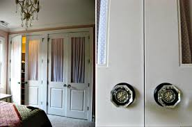 Making Bi Fold Closet Doors by Creative Bifold Closet Door Hardware Roselawnlutheran