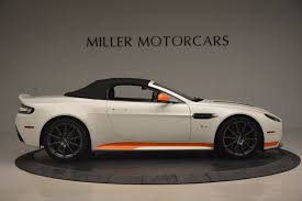 aston martin vanquish interior 2017 2017 aston martin v12 vantage s roadster stock 7190 for sale