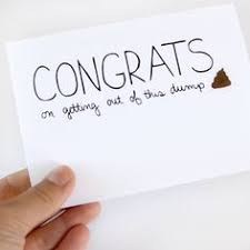 congrats on new card congrats on your spangly new card cards