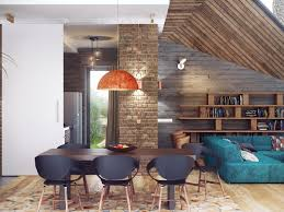 3 Stylish Industrial Inspired Loft Download Lofts Design Home Intercine
