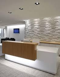 Front Desk Reception Office Front Desk Design Best 25 Office Reception Desks Ideas On