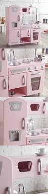 kidkraft cuisine vintage 53179 kitchens 158746 kidkraft vintage kitchen 53179 pink buy it