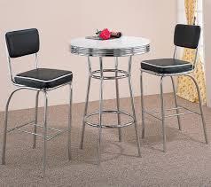 stylish retro bar stools