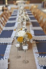 Navy Blue Table Runner Decorating Burlap Table Runner Discount Burlap Table Runners
