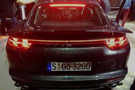 porsche panamera 2017 red 2017 porsche panamera six things you need to know