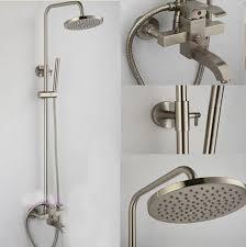 Brushed Nickel Bathroom Faucets Interior Design Ideas Polished Nickel Bathroom Fixtures
