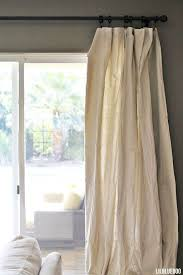 Lined Curtains Diy Inspiration Best 25 Cabin Curtains Ideas On Pinterest Rustic Curtain Rods
