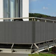 balkon sichtschutz diverse höhen farben hier kaufen - Sichtblende Balkon