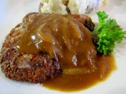 chicken fried steaks with onion gravy recipe all recipes uk