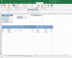 Sap Fico Data Upload To Sap From Excel Or Download To Excel From Sap