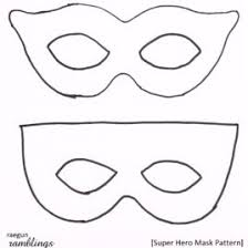 panda mask coloring kids drawing coloring pages marisa