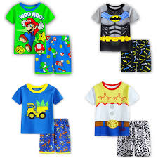 aliexpress buy mario brothers batman pajamas sets