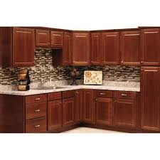 corner wall cabinet in kitchen tru cab legacy cherry 36 x 30 blind corner wall cabinet