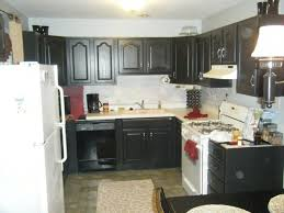 refinishing kitchen cabinets before and after u2014 smith design how