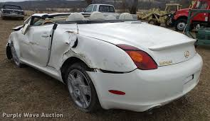 lexus convertible 2004 lexus sc430 convertible item da2542 sold march 29