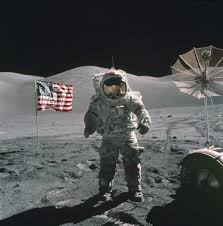 Moon Flag From Earth Shocking Video Claims To Prove The Apollo 10 Moon Mission Was