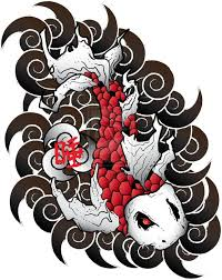 japanese koi fish design tattooshunter com