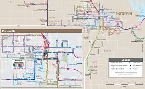 Dart Rail Map All Tulare County Bus Route Maps Schedules And Timetables Tcag