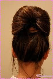 model sanggul rambut pendek cholifatun cara membuat sanggul modern sederhana