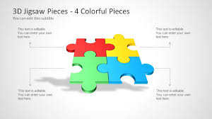 6 piece jigsaw puzzle template