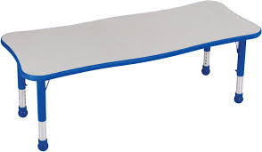 adjustable height kids table 36 kids adjustable table 36quot round adjustable activity table