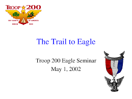Eagle Scout Invitation Cards Powerpoint Boy Scout Powerpoint Template