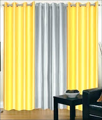 Yellow And Grey Curtain Panels Gray And Yellow Curtains Size Of Curtains Bedroom Curtains