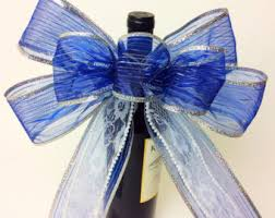 wine bottle bows pink gift bow gift wrap bows valentines door decor gift basket