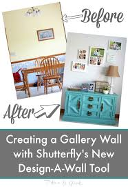 25 of the best home decor blogs shutterfly pitterandglink creating a gallery wall with shutterfly s new
