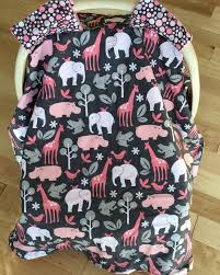 Free Carseat Canopy Pattern by Car Seat Canopy Oh Baby Boutique